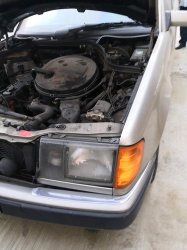 refacciones partes mercedes benz w124 serie 1988 accesorios