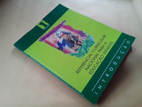 referencial curricular nacional para a educação infantil 1