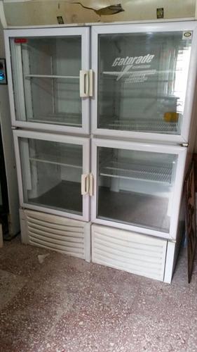 refigerador comercial toro-rey 4 puertas