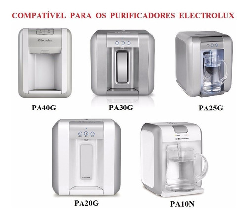 refil 3000 litros filtro de água wfs 013 similar ao pappca10