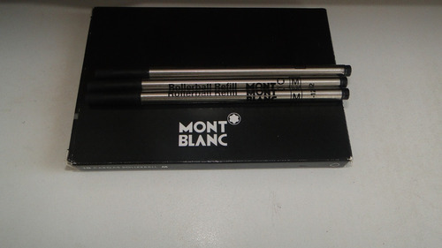 refil caneta montblanc rollerball  m 710
