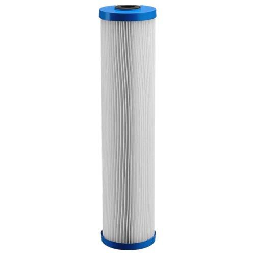 refil cartucho plissado p/ filtro big blue 20x4 1/2 lavavel