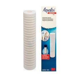 Refil Cartucho Pp111 Aquatotal 25micra Branco Aqualar 3m