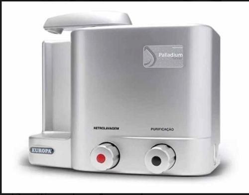 refil câmara dupla para palladium  ou acqua júnior  europa - original -  c/ nota fiscal