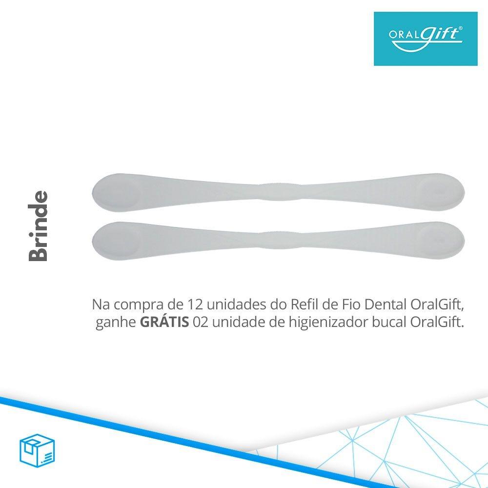 91db24ea5 Refil De Fio Dental - Caixa Com 12 Unidades - R  46
