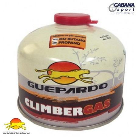 refil de gás climber gás 230g