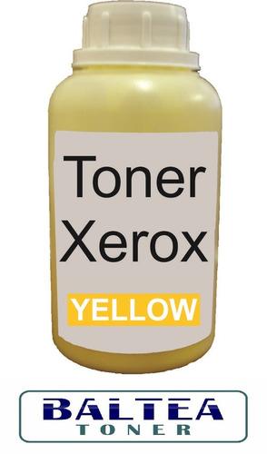 refil de toner phaser 1235 yellow 250g