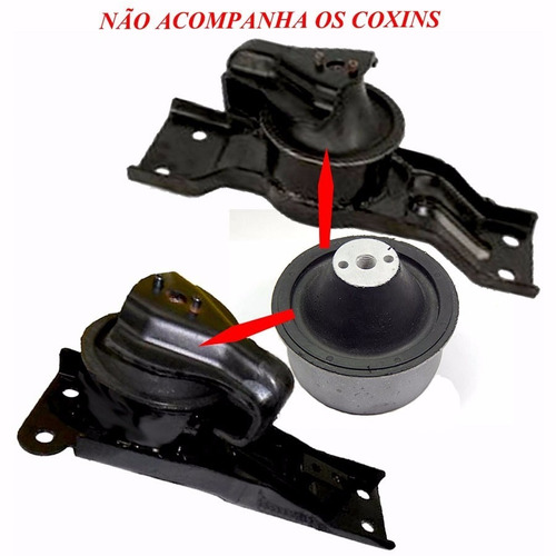 refil do coxim superior do motor pajero tr4 e io mr510313