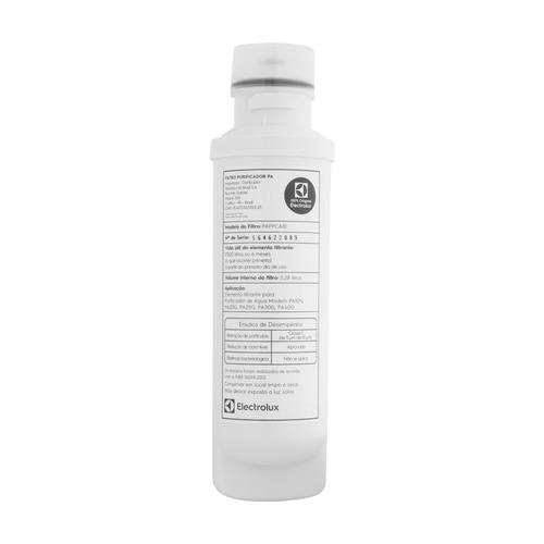 refil filtro de água electrolux pa20g, pa25g, pa30g original