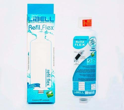 refil filtro libell acqua flex (modelo novo) original