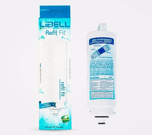 refil filtro libell acquafit original