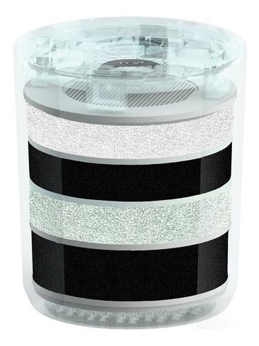 refil filtro purficador purific 7 camadas pratic natureza ecologico purik etapas