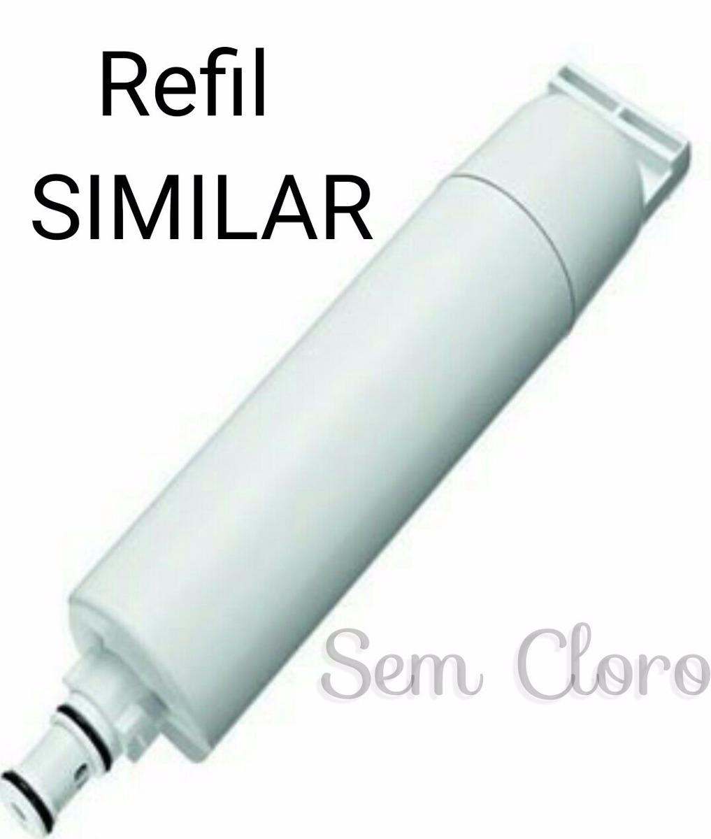 b1262fa3b refil filtro purificador água consul bem estar com bateria. Carregando zoom.