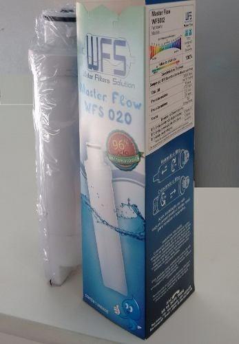 refil filtro purificador de água pe10b e pe10x - electrolux