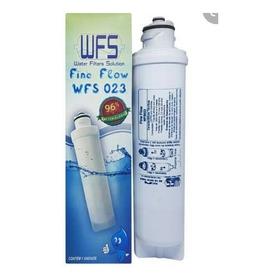 Refil Fine Flow Wfs 023  Purificador Electrolux Pe11b  Pe11x