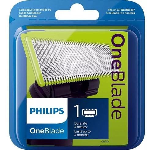 refil lâmina de reposição para barbeador oneblade qp210/50 p