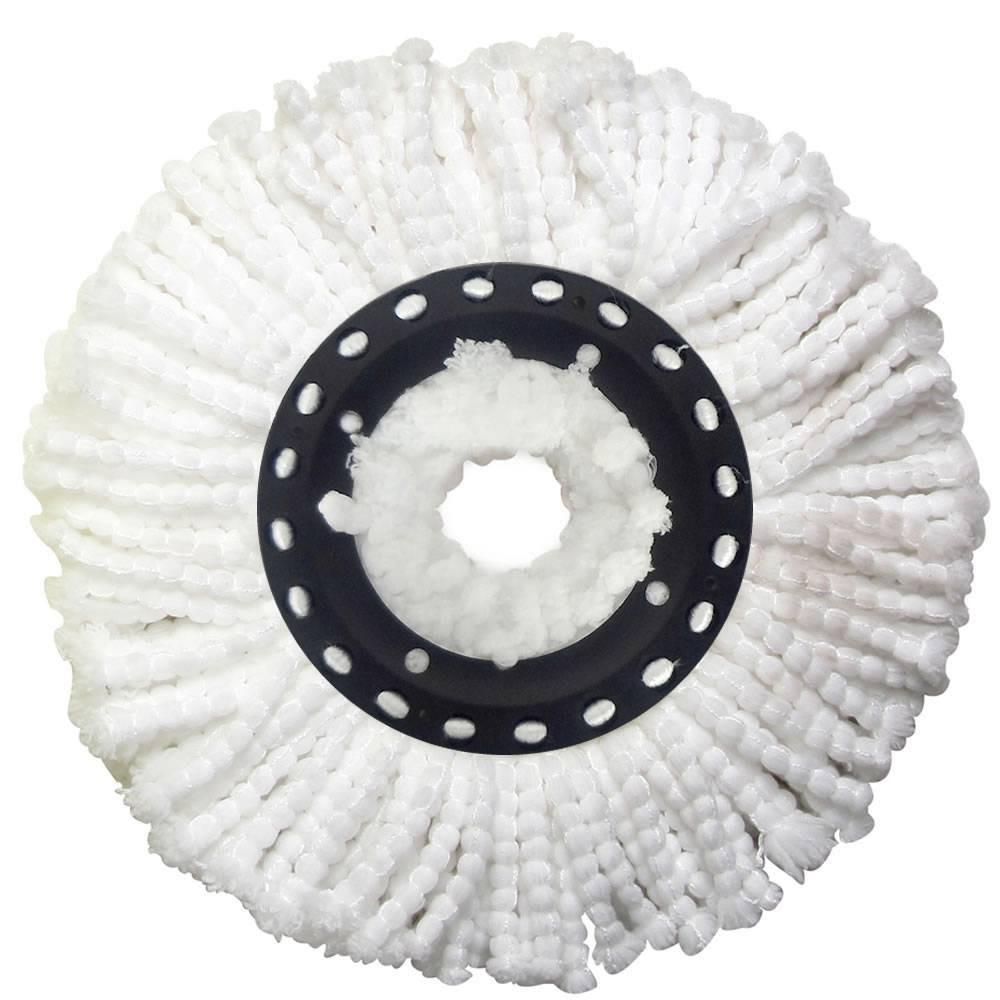 55ae32f70 Refil Microfibra Para Esfregão Balde Spin 360º Mop - Tssaper - R$ 51,49 em  Mercado Livre