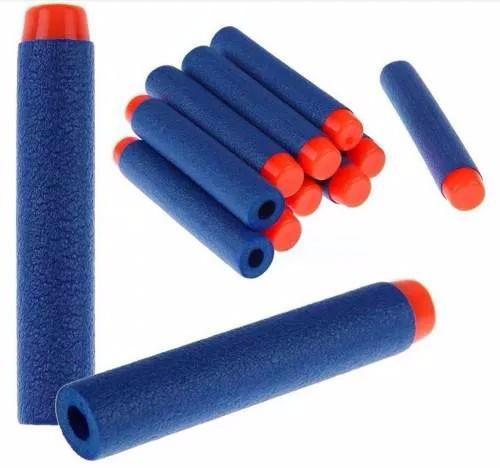 refil munição dardos nerf hasbro kit 50 unidades jogo balas