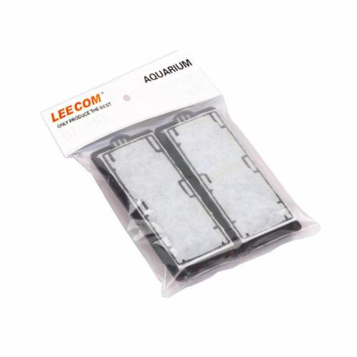 refil para filtro externo  leecom