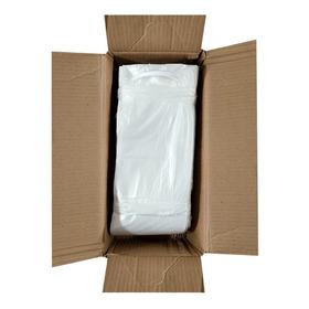 Refil Saco Plástico Para Embalador De Guarda Chuvas 1000 Un