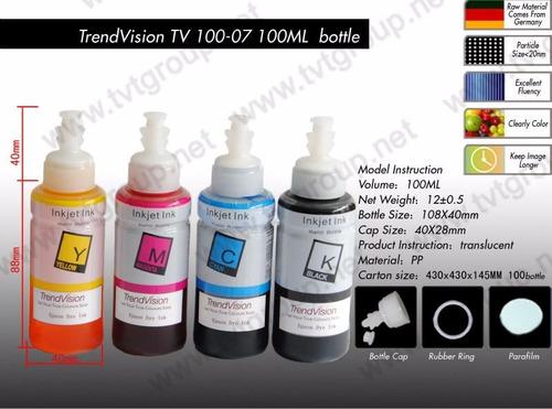 refil tinta compativei impressora l110 l210 l355 l555