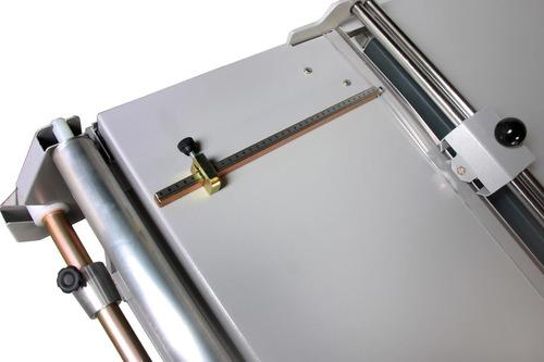 refiladora duplo eixo de corte com mesa - tamanho 1500mm