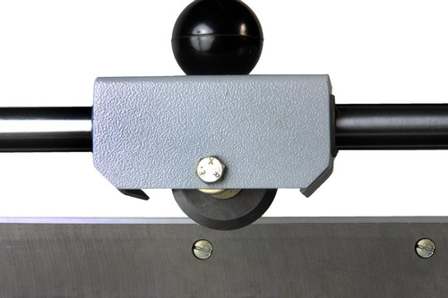refiladora duplo eixo de corte com mesa - tamanho 760mm