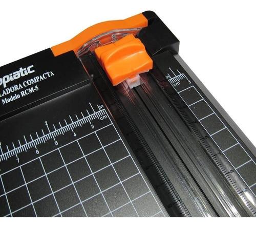 refiladora manual rcm-5 copiatic 310mm 08 folhas