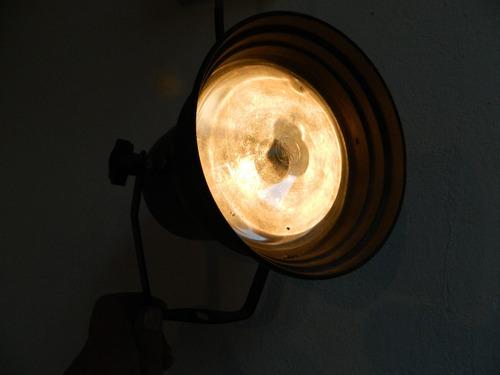 reflector alógeno tipo spot. marca bgh, increible!