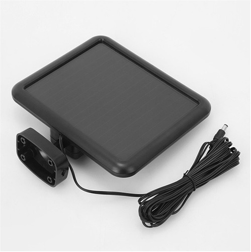reflector con panel solar 100 led sensor de movimiento