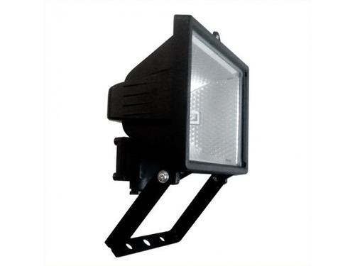 reflector  cuarzo con lampara 500w aluminio pack x 8u