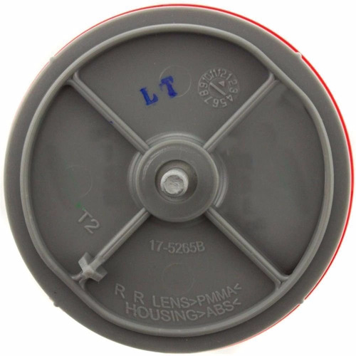 reflector de parachoques trasero corolla 2009 2010 2011