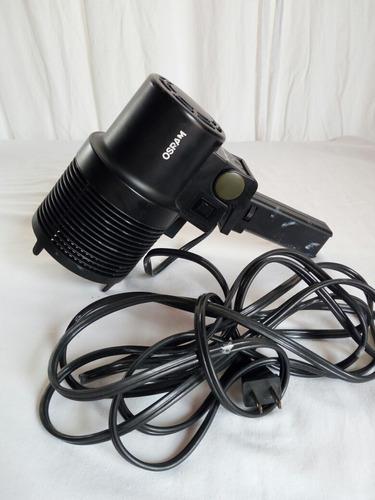 reflector estudio fotográfico video osram slv1000