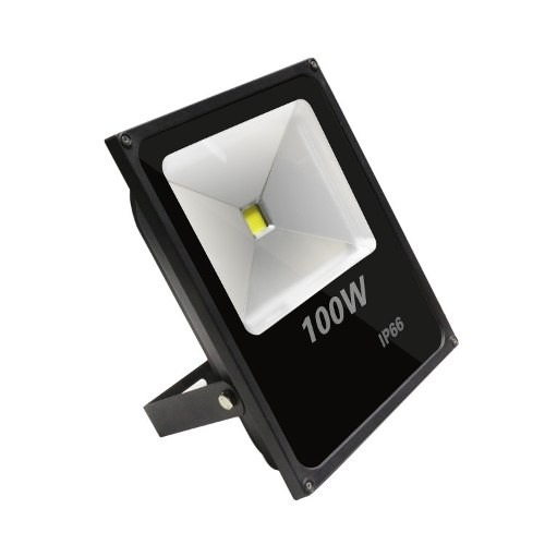 reflector lampara led de w para interiores y exteriores with lamparas led para baos