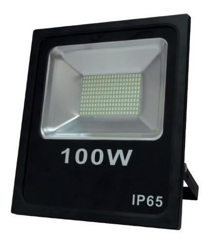 reflector led 100w 6.500k interperie 50.000 horas