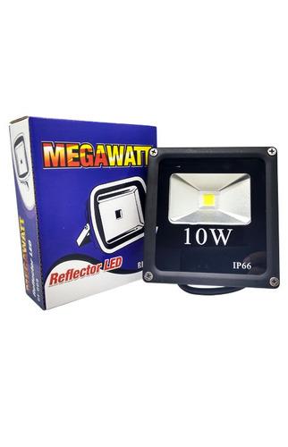 reflector led 10w blanca luz dia 6000k megawatt rf-008 (u.e.