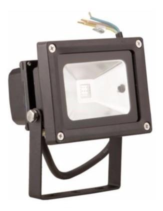 reflector led 10w luz verde - ilumax