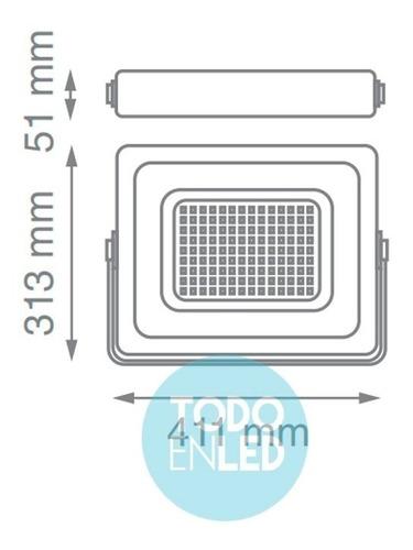 reflector led 150 watt ip65 220v todoenled