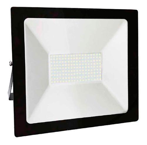 reflector led 150w blanco frío exterior bajo consumo grande