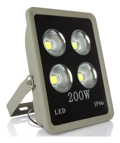 reflector led 200w industrial alta luminosidad impermeable