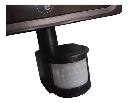 reflector led 20w sensor movimiento 220 exterior blanco frio