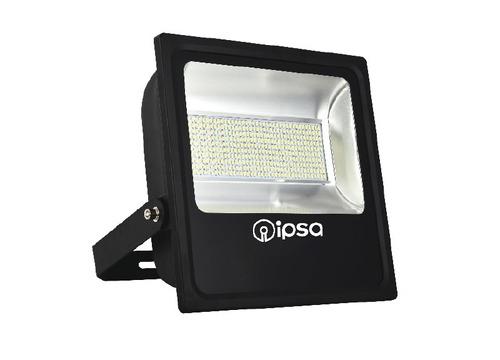 reflector led 250w multivoltaje ipsa luz fria foco lampara