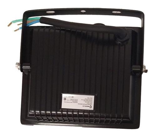 reflector led 30w 220v exterior blanco frio alta potencia