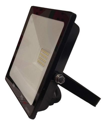 reflector led 30w 220v exterior blanco frio pack x 4