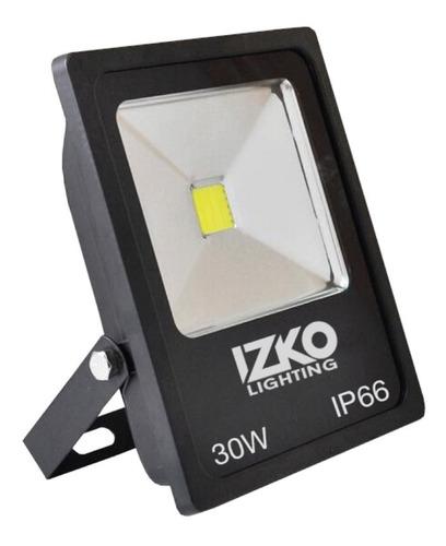 reflector led 30w 2400lm 168x209x30