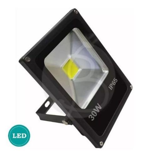 reflector led 30w eficiencia a extrafino 2 años de garantía