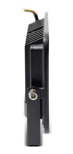 reflector led 30w exterior 2100/2200 lum premium con soporte