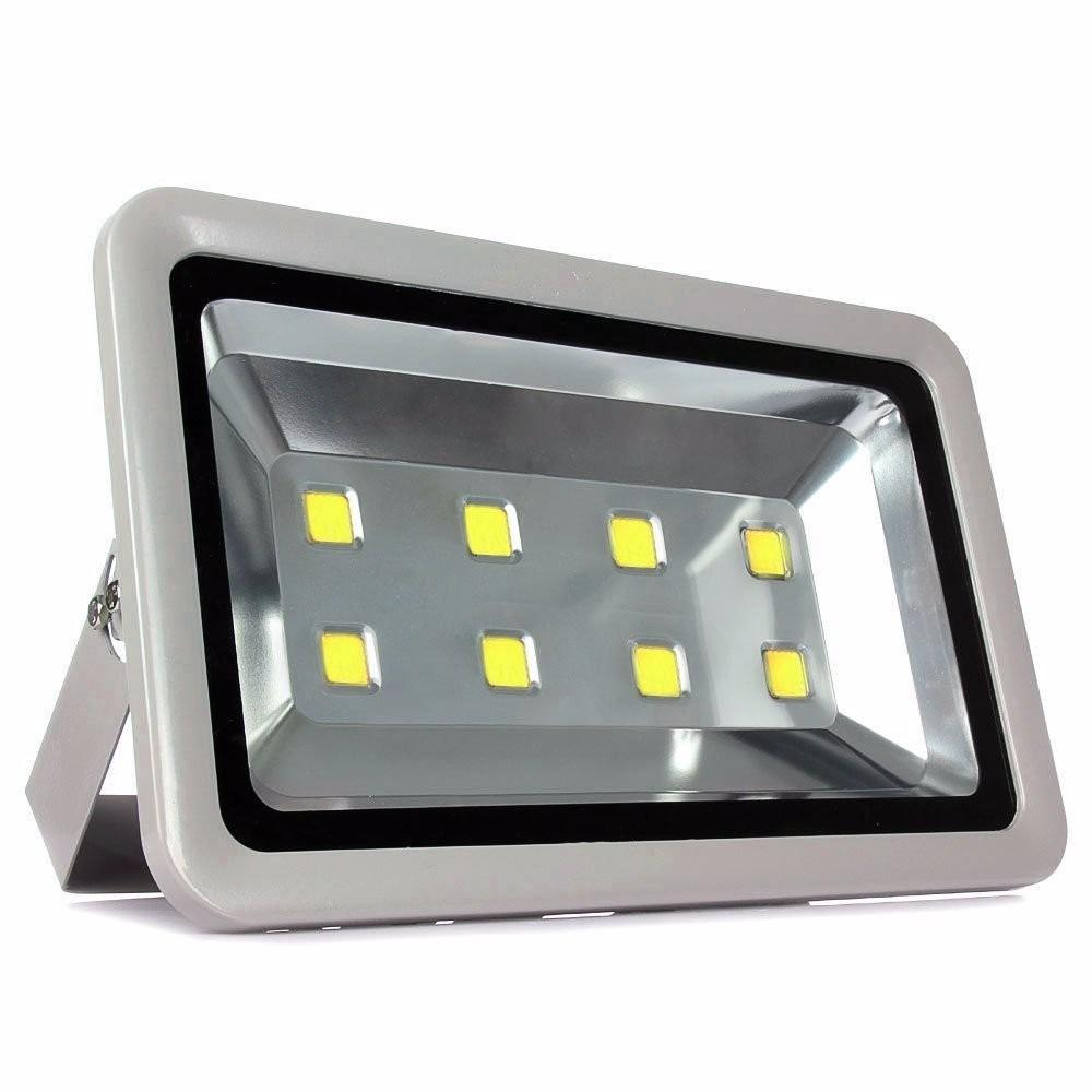 Reflector Led 400w Lampara Exterior Ip65 Ahorrador Industria 5 En Mercado Libre