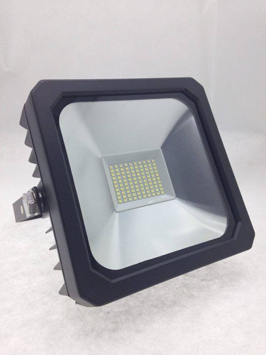 Reflector led 50w luz calida o luz blanca 6000k 4250 for Luz blanca o calida