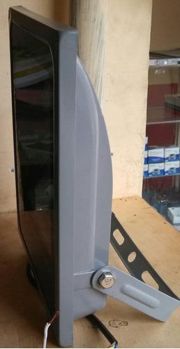 reflector led 50w potencia ahorro de energía blanco y calido
